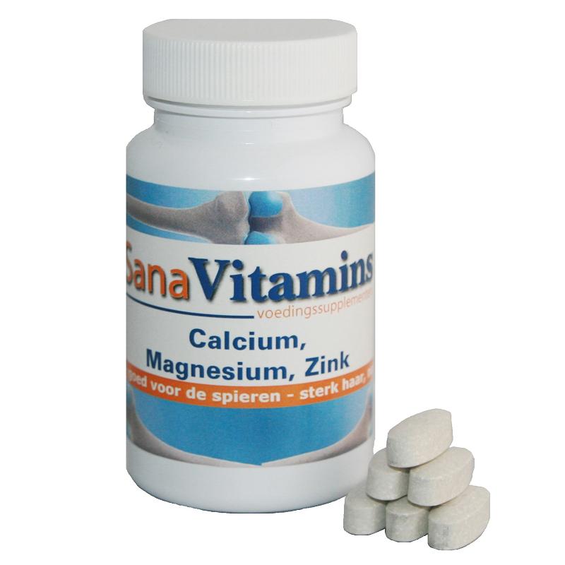 Calcium, Magnesium, Zink – 30