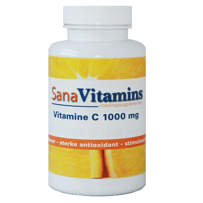 Vitamine C 1000 mg – 90 tabletten